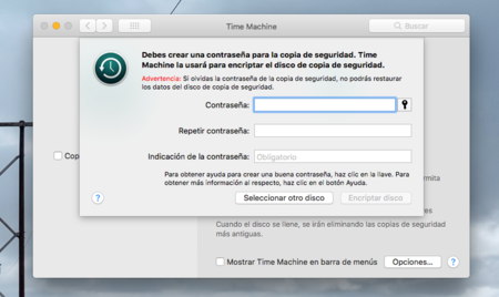 Cpia De Seguridad Time Machine