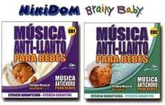 Música anti-llanto para bebés