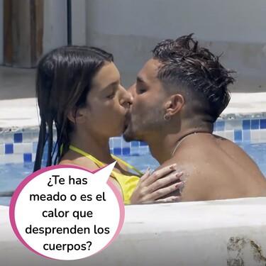 La Última Tentación: Andrea olvida a su novio Roberto dando rienda suelta a la pasión con Manuel (y poniendo celoso a Óscar)