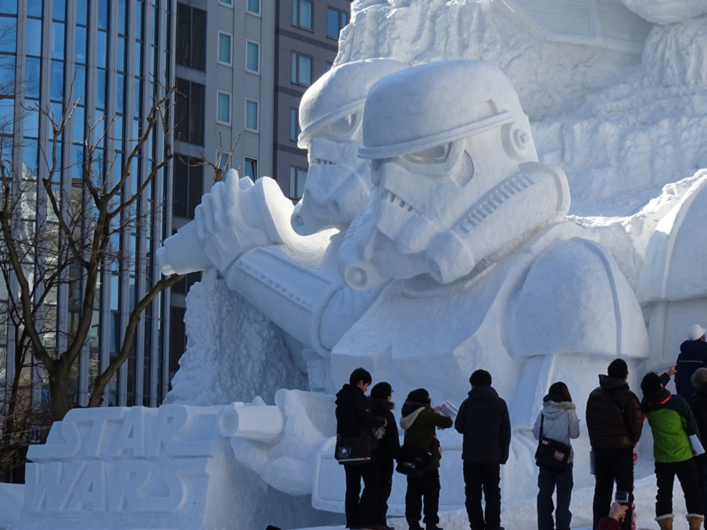 Star Wars Japan Snow Festival 6