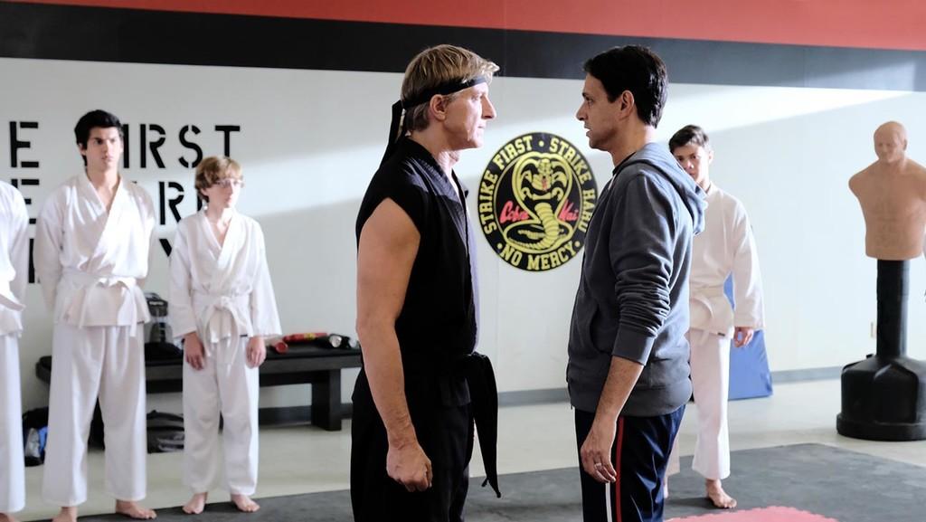 'Cobra Kai' se cambia a Netflix: el spin-off de 'Karate Kid' abandona YouTube antes de su temporada 3