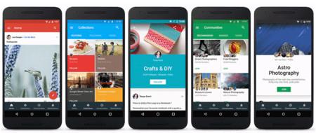 Nuevo Google Plus Android