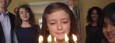 Impactante vídeo sobre los estragos que causa la guerra en la vida de una niña