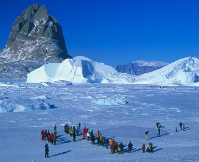 Golf Groenlandia