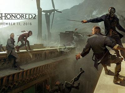 Bethesda no espera a que empiece el E3: Dishonored 2 estará disponible a mediados de noviembre