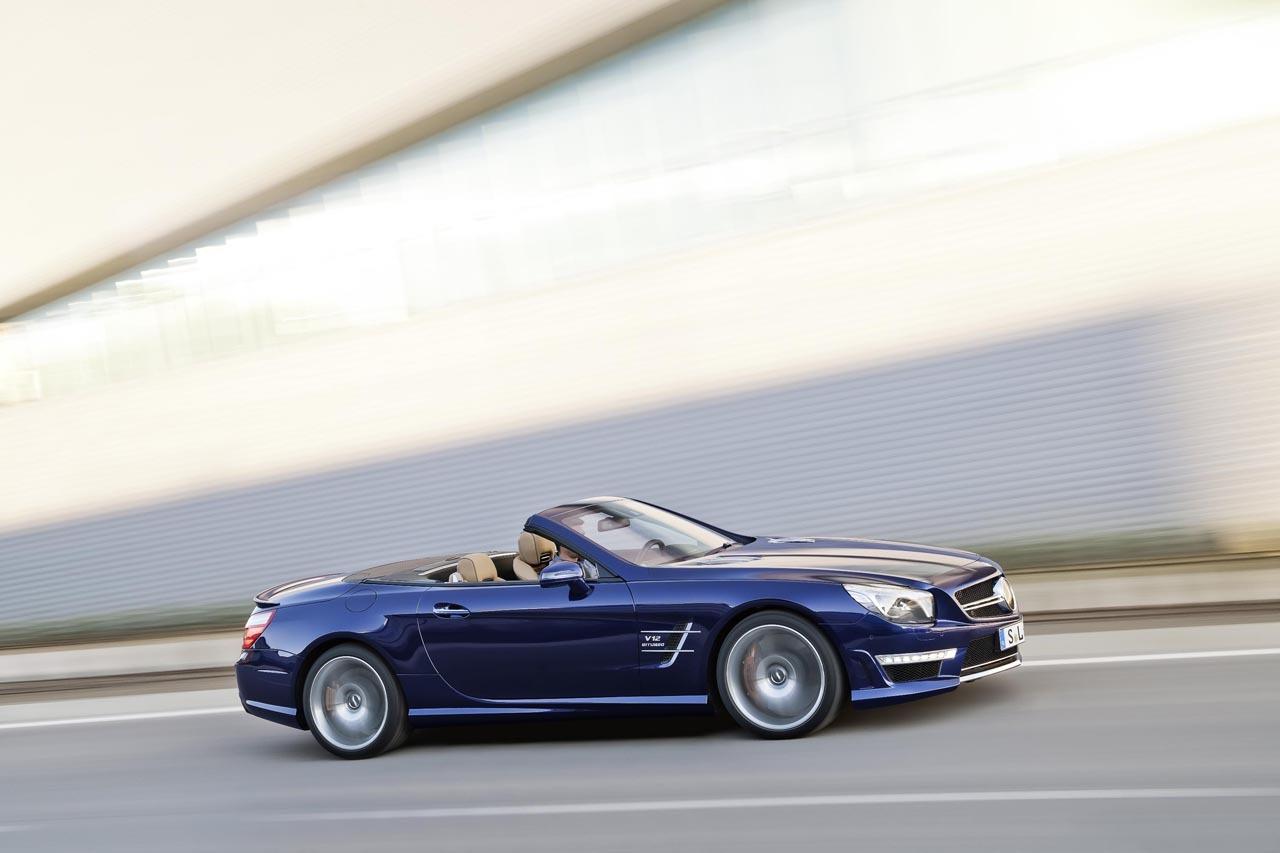 Foto de Mercedes-Benz SL 65 AMG (7/13)