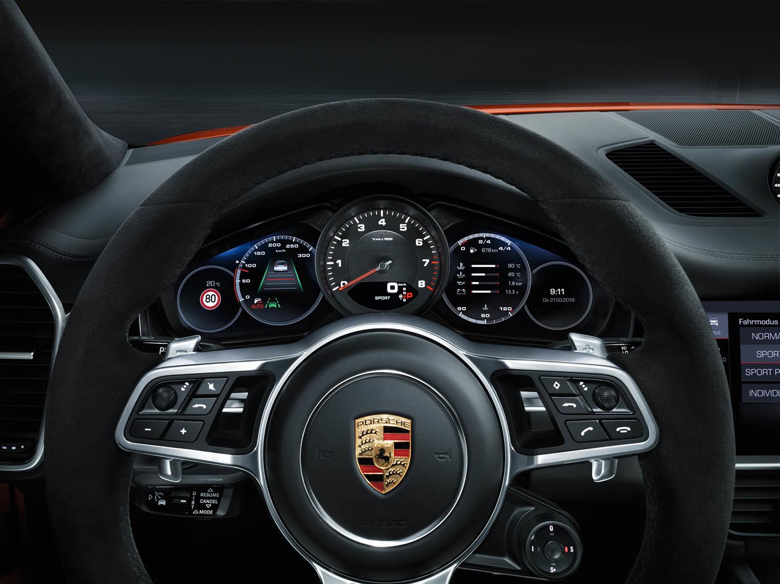 Foto de Porsche Cayenne Coupé 2019 (9/16)