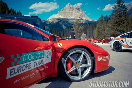 6to6-EuropeTour Ruta por los Alpes