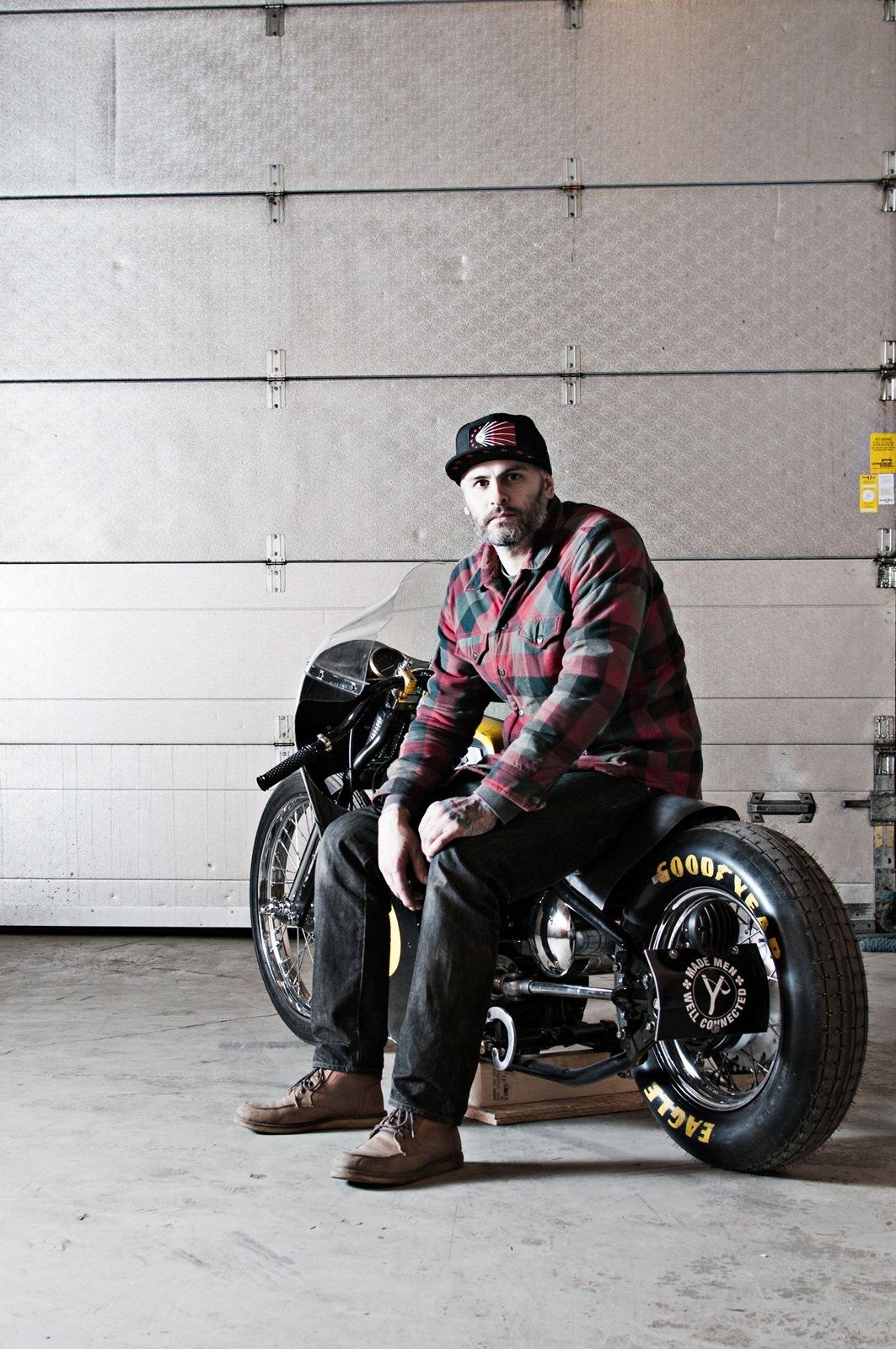 Yamaha XVS 650 Dragstar por Made Men Bikes