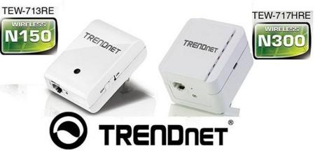 TRENDnet presenta dos nuevos repetidores WiFi compactos