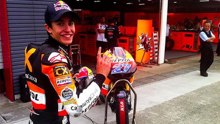Fin del rumor, Marc Márquez y Dani Pedrosa juntos en el Repsol Honda Team