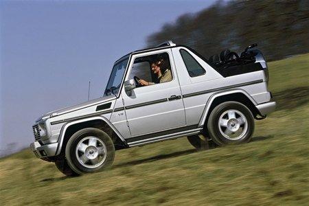 Del Mercedes Clase G al M: dos millones de SUV vendidos