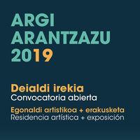 Argi Arantzazu 2019 premia a dos autores con una de residencia artística y exposición sobre el tema del paisaje y la identidad