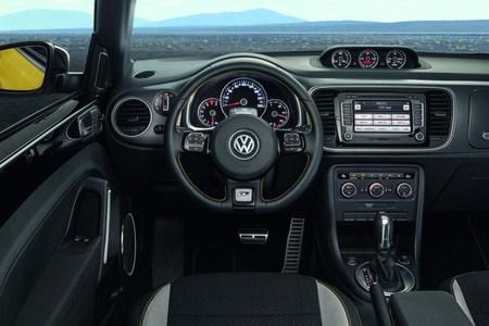 Interior Volkswagen Beetle RSR