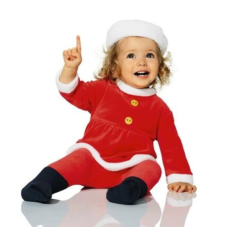 Conjunto De Navidad Para Niña