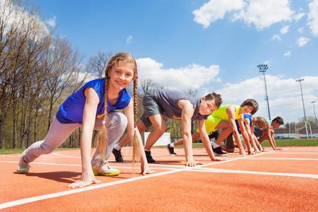 Atletismo Infantil