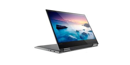 Si quieres un convertible de gama media, hoy en Amazon tienes el Lenovo Yoga 720-13IKB por 1.039 euros
