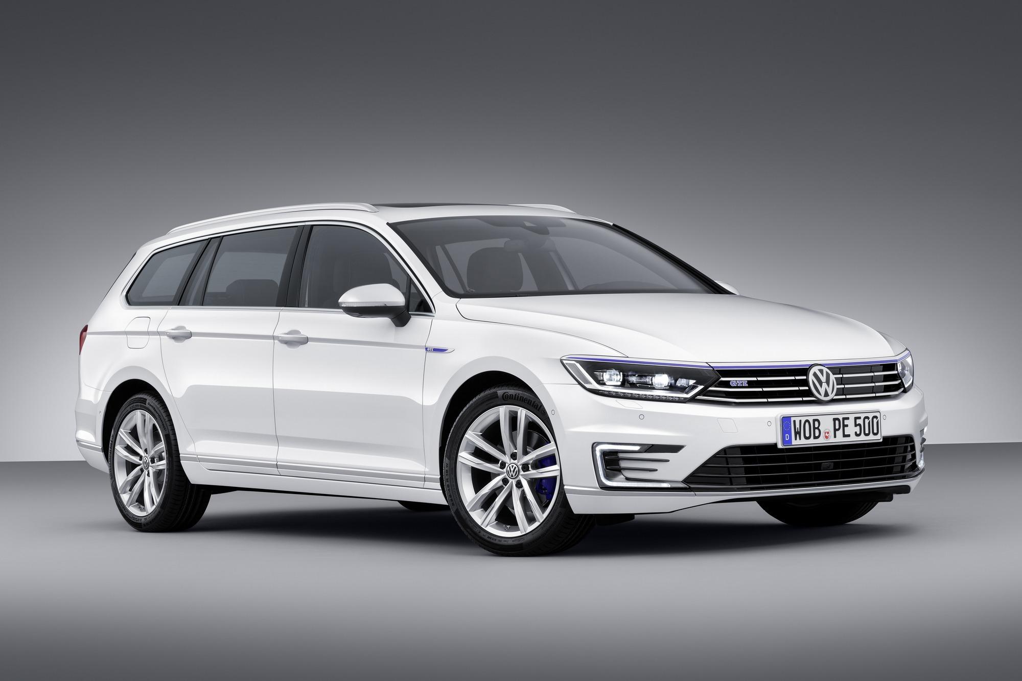 Foto de Volkswagen Passat GTE (8/9)