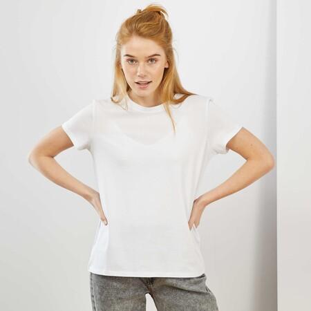 Camisetas De Mujer De Kiabi