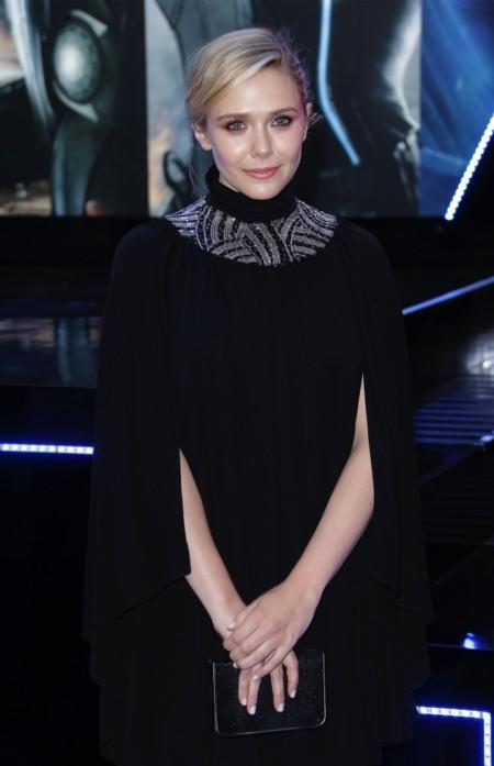 Elizabeth Olsen, estilazo
