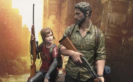 La figura y los trofeos de 'The Last of Us'