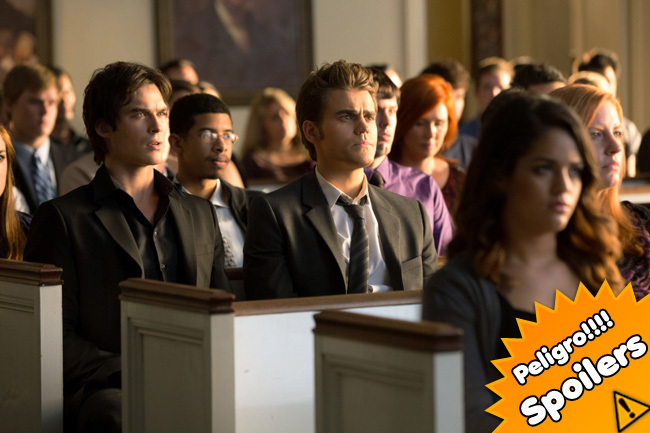 The Vampire Diaries Cuarta Temporada