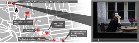 Louis Vuitton Soundwalk, la guía de viaje que te habla
