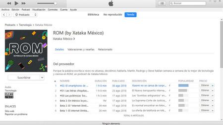 iTunes ROM