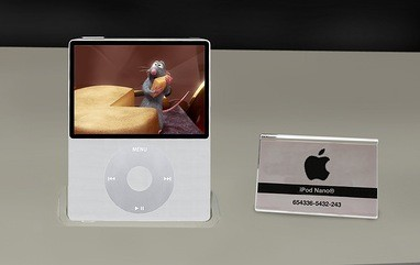 """Apple pide que se retiren las fotos """"robadas"""" del iPod nano por vulnerar su """"propiedad intelectual"""""""