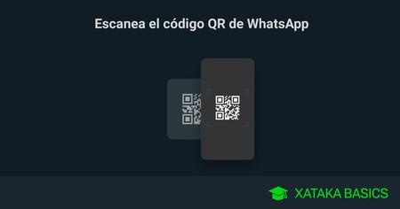 Cómo compartir tu contacto de WhatsApp por código QR