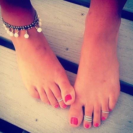 En verano, mimemos nuestros pies