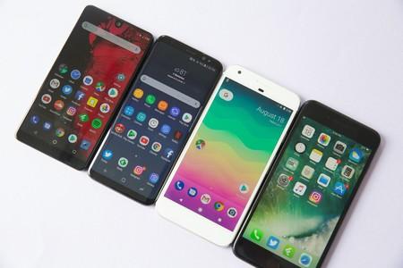 Estos son los nueve mejores smartphones que puedes comprar en México por 7,000 pesos o menos (Edición 2018)