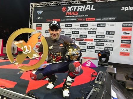 Toni Bou sigue siendo el rey: suma su vigésimo tercer título mundial al ganar el X-Trial 2018