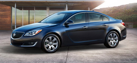 Buick también batió récord de ventas en 2013
