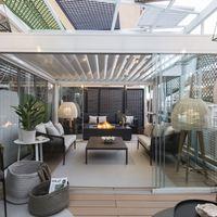 Greendesign ha sido el encargado de diseñar la terraza de Casa Decor Madrid 2019, Natural Disorder