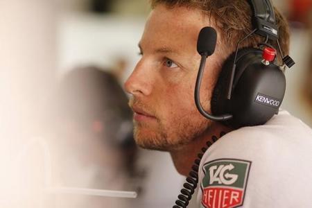Jenson Button no quiere dejar la Fórmula 1, al menos en esta situación