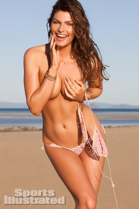 Alyssa Miller Sports Illustrated 2014