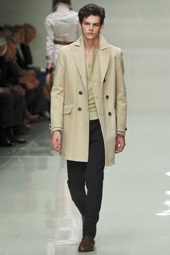 Foto de Burberry Prorsum mostró más de su Primavera-Verano 2010 en la Semana de la Moda de Londres (3/6)