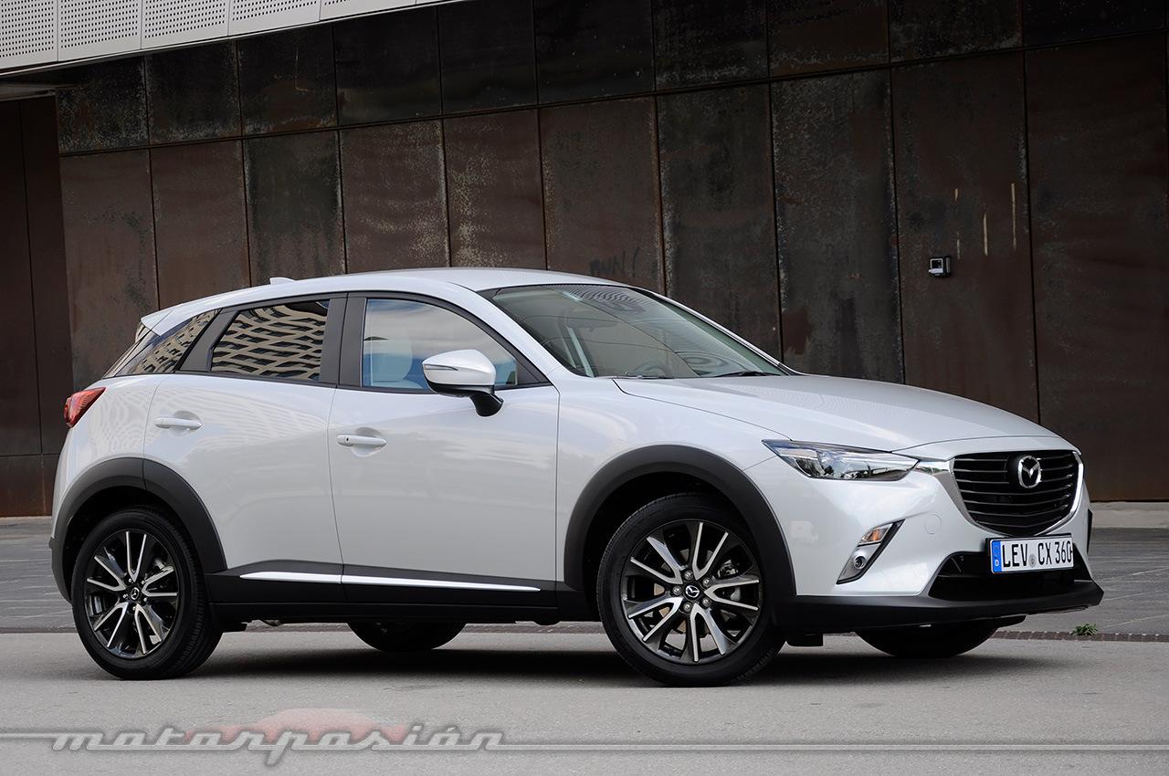 Mazda Cx 3 >> Mazda CX-3 (3/35)