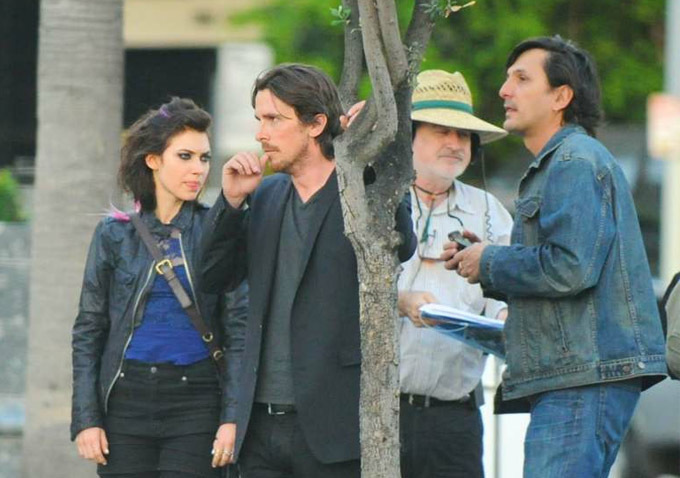 Foto de 'Knight of Cups', fotos del rodaje (13/23)