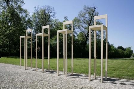 'El error y el desencanto' la obra de Michele Manzini en la Bienal de Venecia
