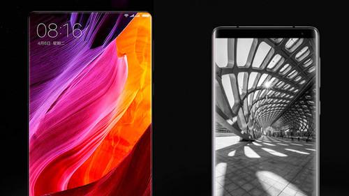Xiaomi Mi Mix, ZUK Edge y el porcentaje de pantalla: el truco de marketing de los móviles sin marcos