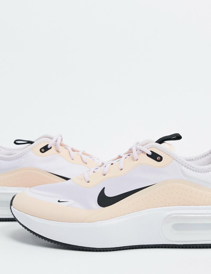 Zapatillas en tono pastel Air Max Dia de Nike