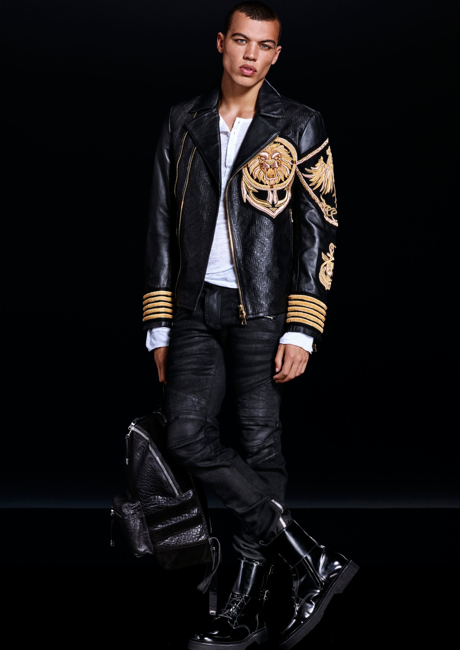 Foto de Lookbook de H&M x Balmain (26/38)