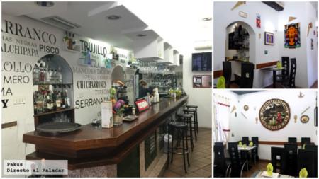 Piscomar Restaurante Peruano