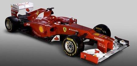 El pico de ornitorrinco se pone de moda con el Ferrari F2012