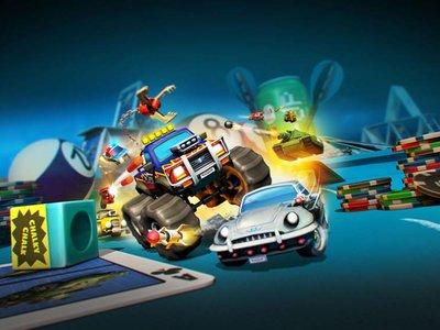 Codemasters anuncia Micro Machines World Series y llegará en abril