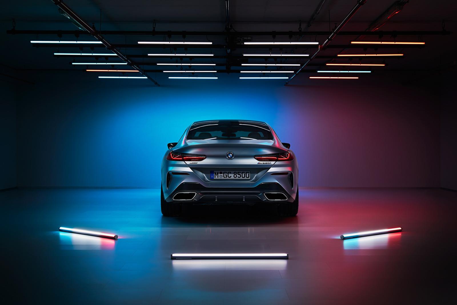 Foto de BMW Serie 8 Gran Coupé (presentación) (42/159)