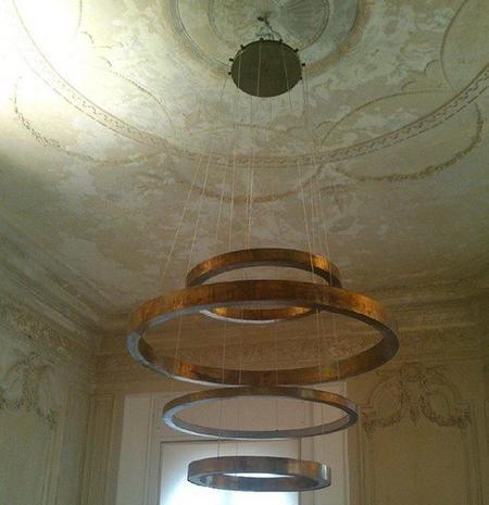 Lámpara Showroom