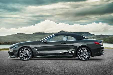 Bmw Serie 8 Convertible 9